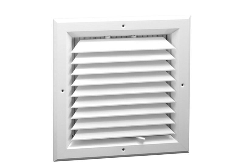 Aluminum 1-way air diffuser