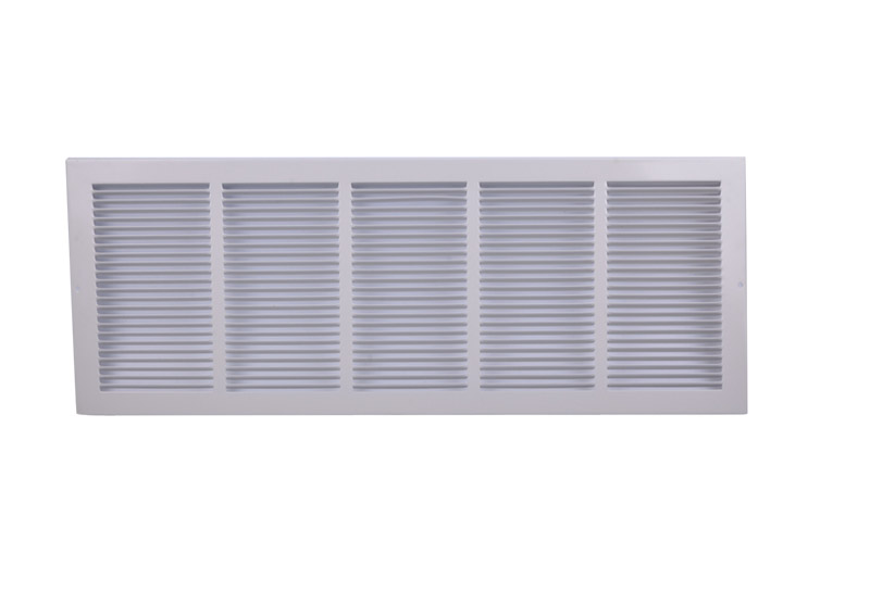 Wall air return vent covers