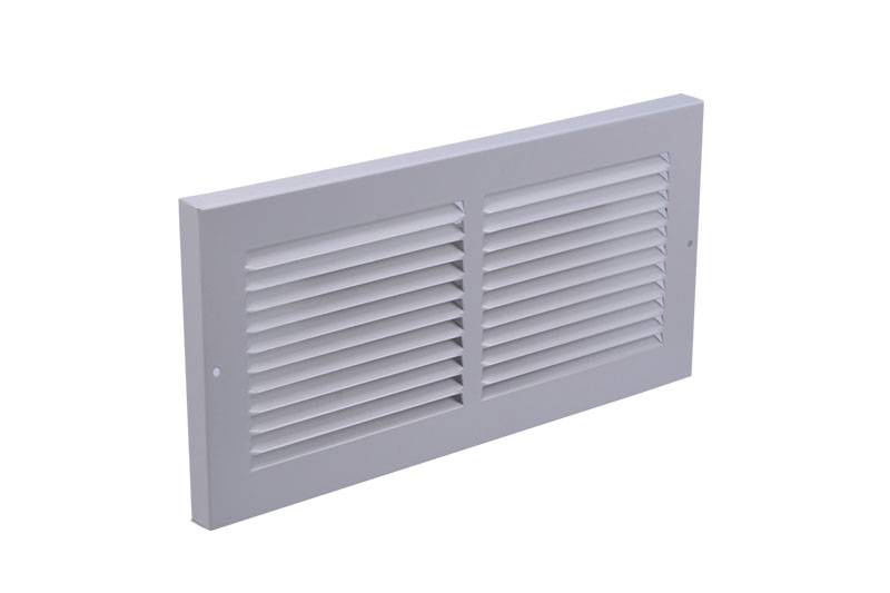 Baseboard air Return grill